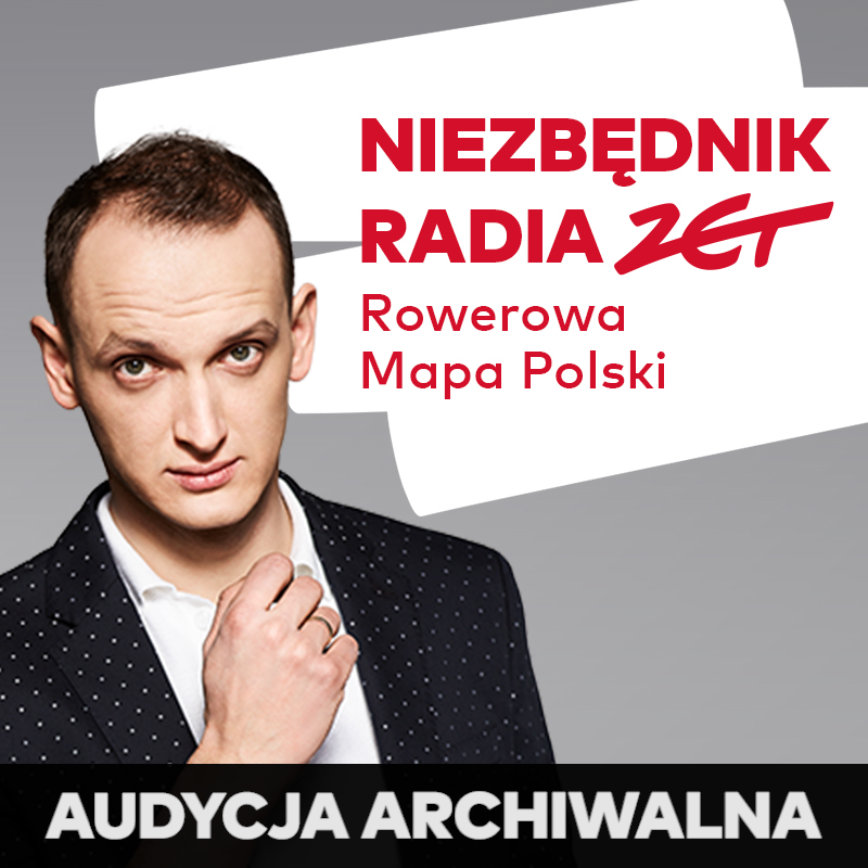 Niezbędnik Radia ZET – Rowerowa Mapa Polski